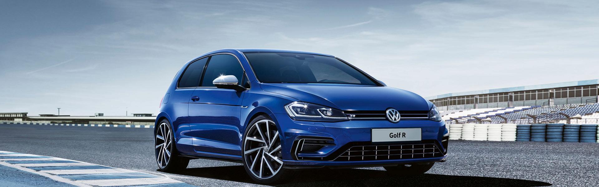 Сервис Volkswagen Golf