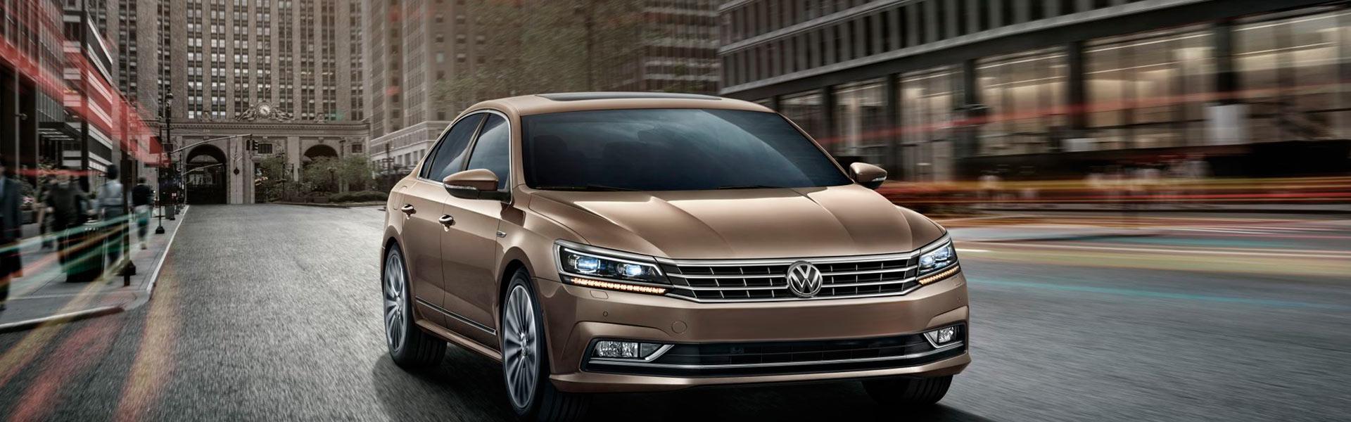 Сервис Volkswagen Passat