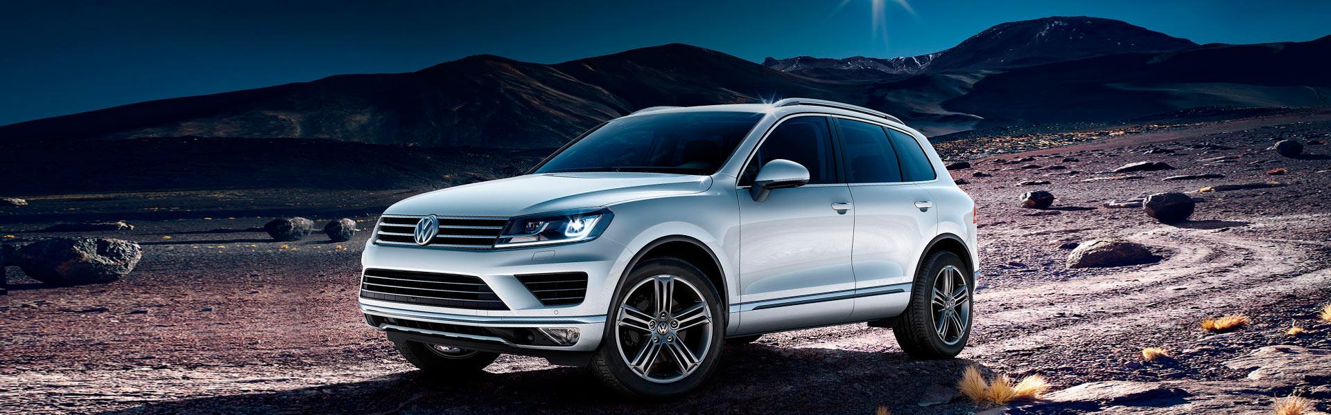 Сервис Volkswagen Touareg